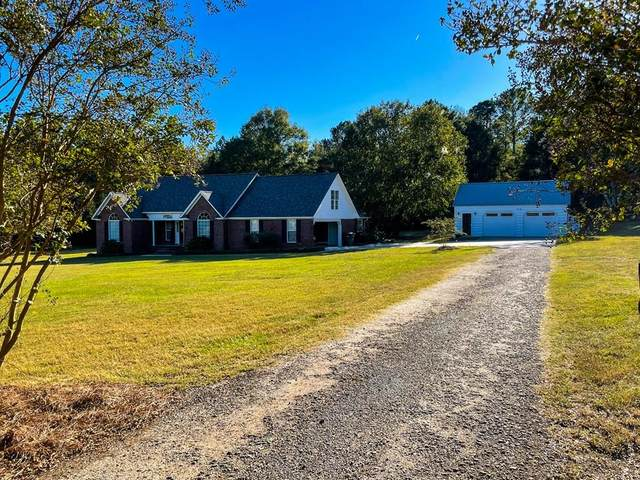 2890 Crest Haven Dr, Dalzell, SC 29040 (MLS #149327) :: The Litchfield Company