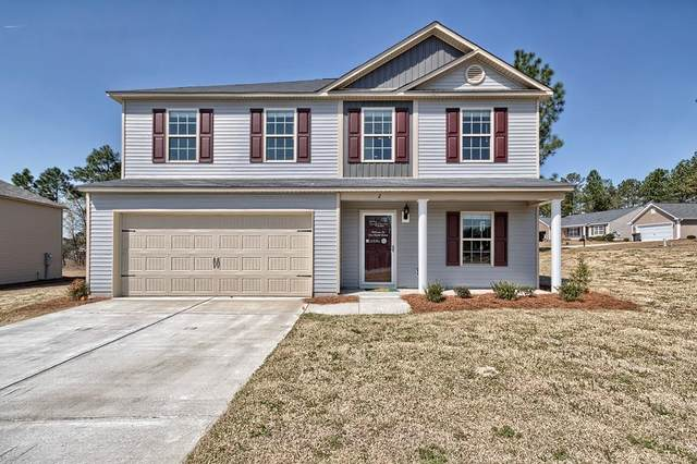 1816 Ruger Drive (Lot 431), Sumter, SC 29150 (MLS #149353) :: The Litchfield Company