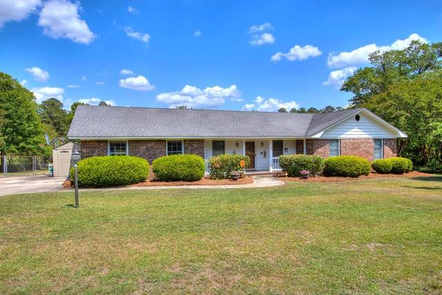 1339 Shoreland Drive, Sumter, SC 29154 (MLS #143966) :: The Litchfield Company