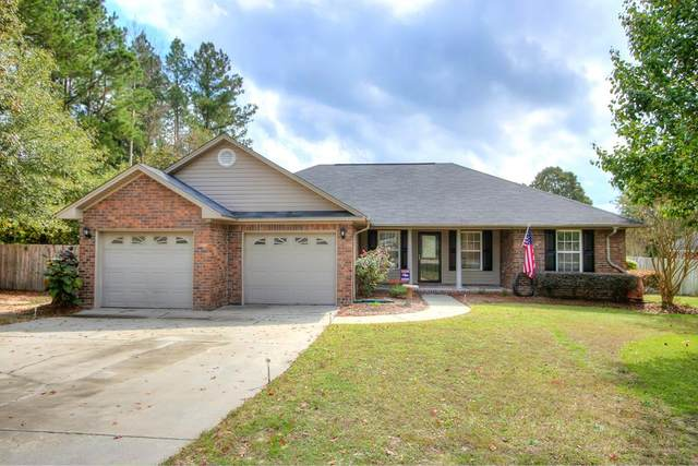 4550 Excursion Dr, Dalzell, SC 29040 (MLS #145459) :: Gaymon Realty Group