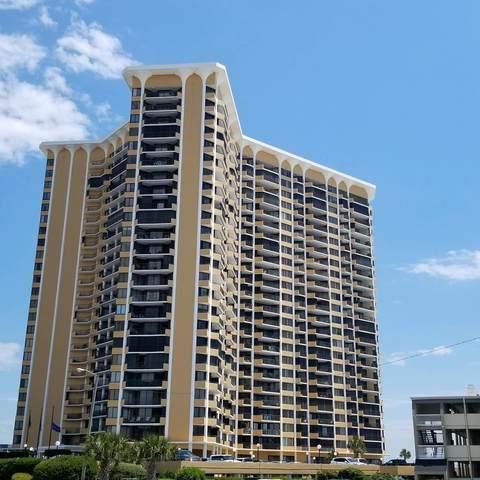 9650 Shore Drive Apt 502, Myrtle Beach, SC 29572 (MLS #145992) :: The Litchfield Company