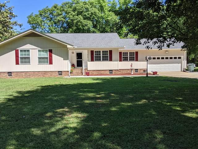 2147 Tanglewood Rd, Sumter, SC 29154 (MLS #145554) :: The Litchfield Company