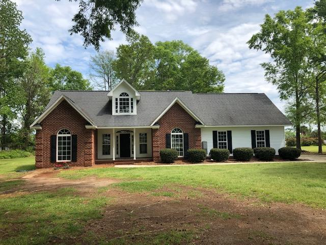 1771 Goat Island Road, Summerton, SC 29148 (MLS #140054) :: Gaymon Gibson Group