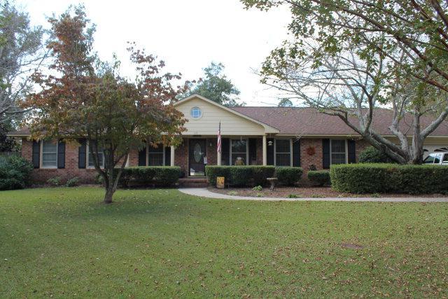 121 Powhatan, Sumter, SC 29150 (MLS #140514) :: Gaymon Gibson Group