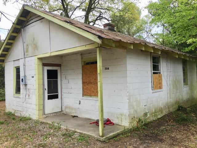 504/502 Jones St, Sumter, SC 29150 (MLS #140709) :: Gaymon Gibson Group
