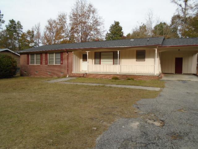 1486 Sifly Rd, Orangeburg, SC 29118 (MLS #140770) :: Gaymon Gibson Group