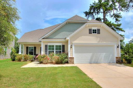 1863 Talisker Drive, Sumter, SC 29154 (MLS #141099) :: Gaymon Gibson Group
