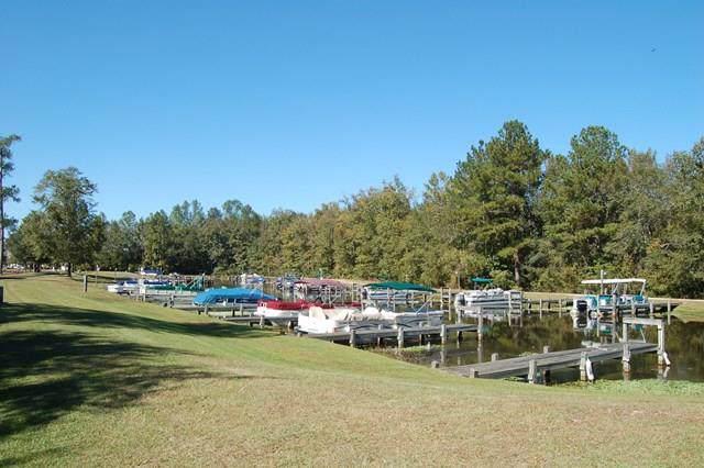 TBD Woodlake Boat Slip #53, Manning, SC 29102 (MLS #142204) :: The Litchfield Company