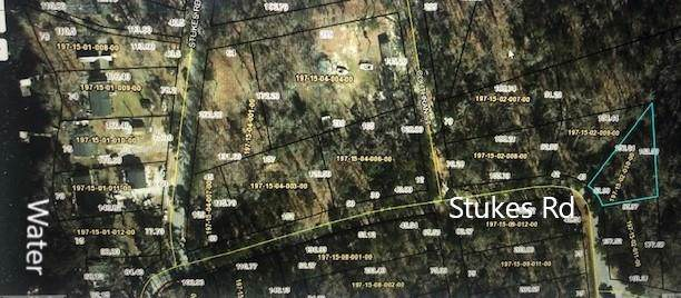 TBD Lot 261A, Stukes Rd, Manning, SC 29102 (MLS #142355) :: The Litchfield Company