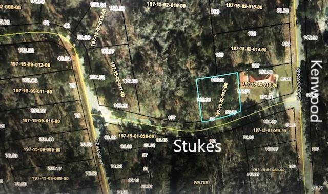 TBD Lot 246 A, Stukes Rd, Manning, SC 29102 (MLS #142357) :: The Litchfield Company