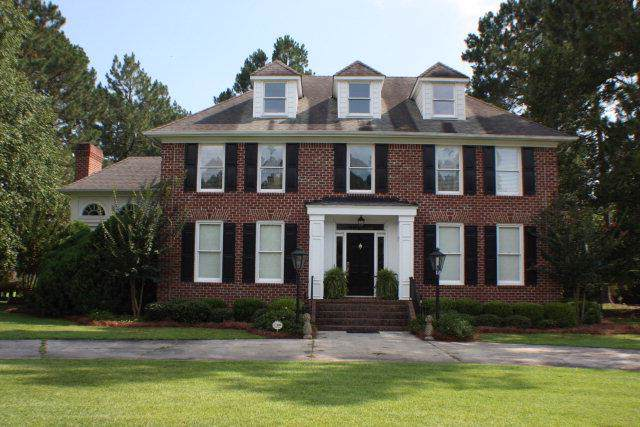 2824 Porcher Drive, Sumter, SC 29150 (MLS #142417) :: Gaymon Gibson Group