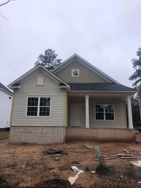 3157 Mayflower, Sumter, SC 29150 (MLS #142519) :: Gaymon Gibson Group