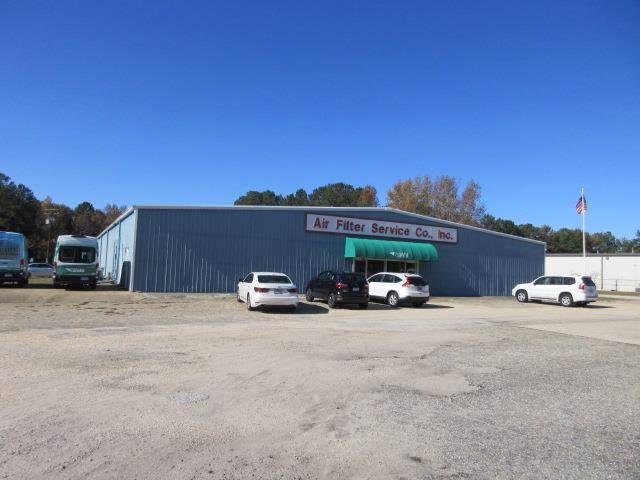 812 S. Guignard Dr., Sumter, SC 29150 (MLS #142555) :: The Litchfield Company