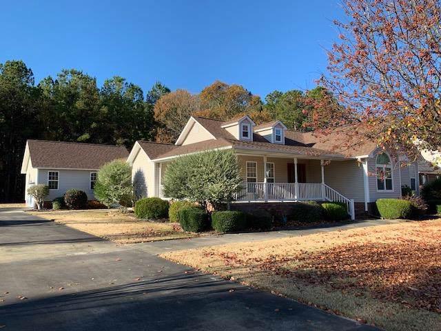 53 Woodlake Drive, Manning, SC 29102 (MLS #142616) :: Gaymon Gibson Group