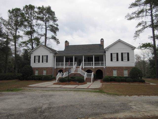 1805 Loring Mill Rd, Sumter, SC 29150 (MLS #142881) :: Gaymon Gibson Group
