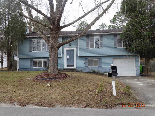 505 N Donar Drive, Columbia, SC 29229 (MLS #142896) :: Gaymon Gibson Group