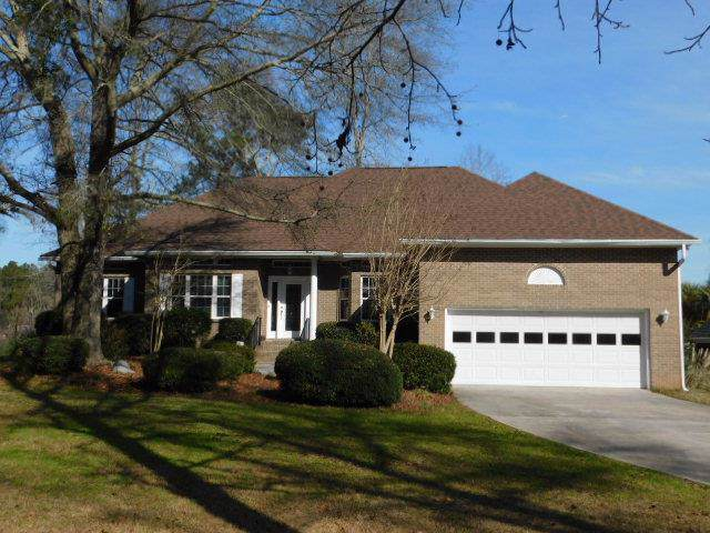 232 Plantation Drive, Manning, SC 29102 (MLS #143058) :: Gaymon Realty Group