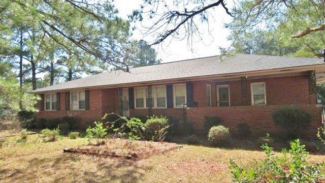 1038 Roosevelt Rd., Sumter, SC 29150 (MLS #143300) :: The Litchfield Company