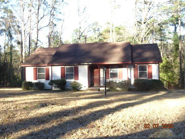 1130 Sheppard Rd, Orangeburg, SC 29118 (MLS #143326) :: The Litchfield Company