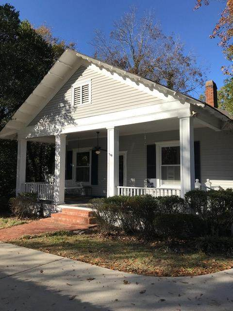 345 W Calhoun St, Sumter, SC 29150 (MLS #143998) :: Gaymon Realty Group