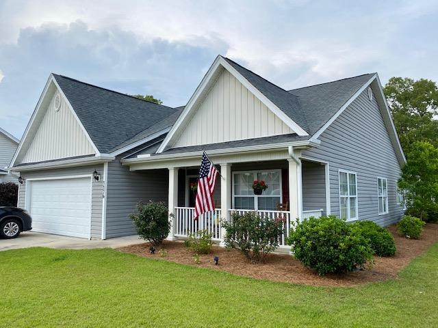 1176 Blue Heron Point, Manning, SC 29102 (MLS #144090) :: The Litchfield Company