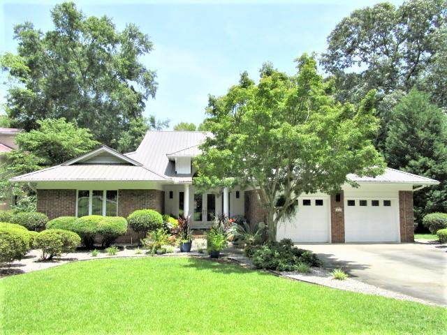 216 Broad River Dr, Santee, SC 29142 (MLS #144489) :: The Litchfield Company