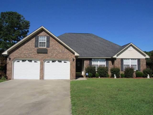 320 Trailwood Drive, Sumter, SC 29154 (MLS #144767) :: The Litchfield Company