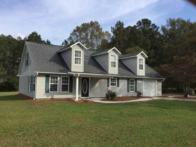 5737 Highway 260, Manning, SC 29102 (MLS #145416) :: Gaymon Realty Group