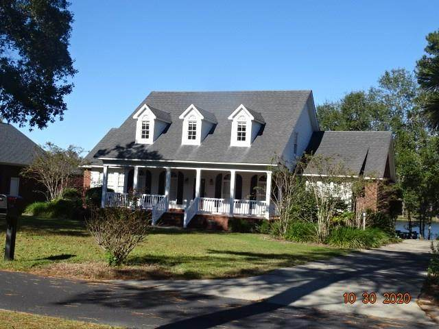 20 Woodlake Dr, Manning, SC 29102 (MLS #145756) :: The Litchfield Company