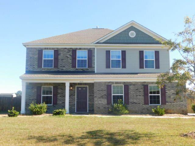 1215 Franfisher Drive, Sumter, SC 29154 (MLS #145804) :: The Litchfield Company