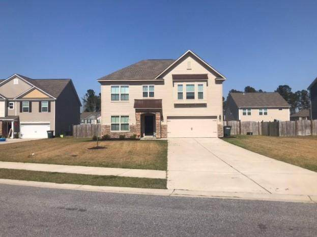 3624 Moseley, Sumter, SC 29154 (MLS #147172) :: The Litchfield Company