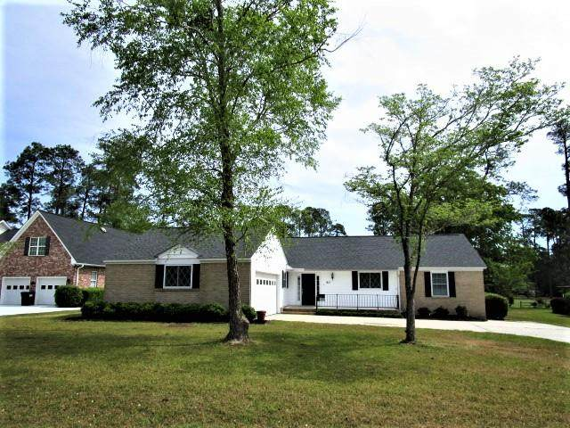 211 Cooper Dr, Santee, SC 29142 (MLS #147183) :: The Litchfield Company