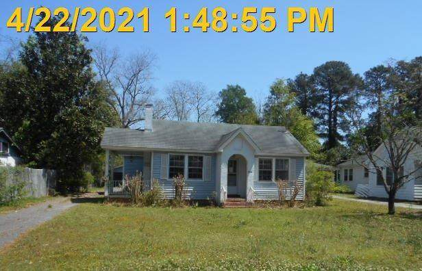 208 S. Calhoun Dr., Florence, SC 29501 (MLS #147395) :: Gaymon Realty Group