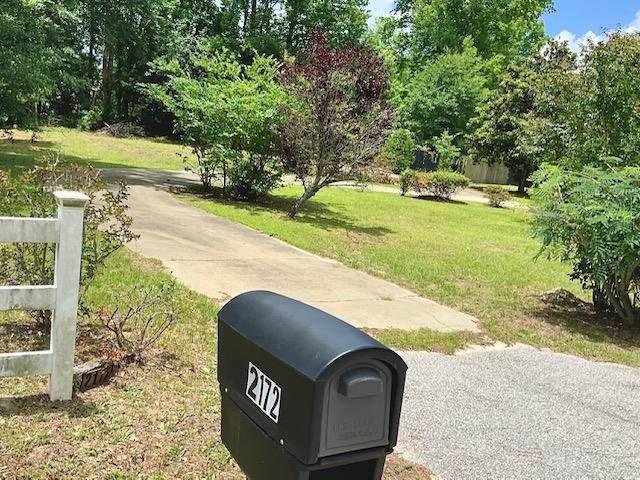 2172 Kingsbury Drive, Sumter, SC 29154 (MLS #148085) :: Gaymon Realty Group