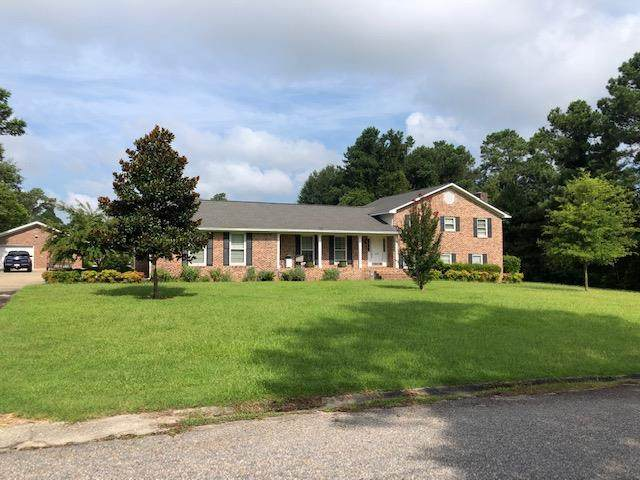 103 Cool Springs Dr., Camden, SC 29020 (MLS #148380) :: The Latimore Group