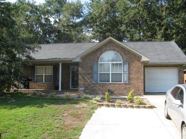 937 Mordred St, Sumter, SC 29154 (MLS #149304) :: The Litchfield Company