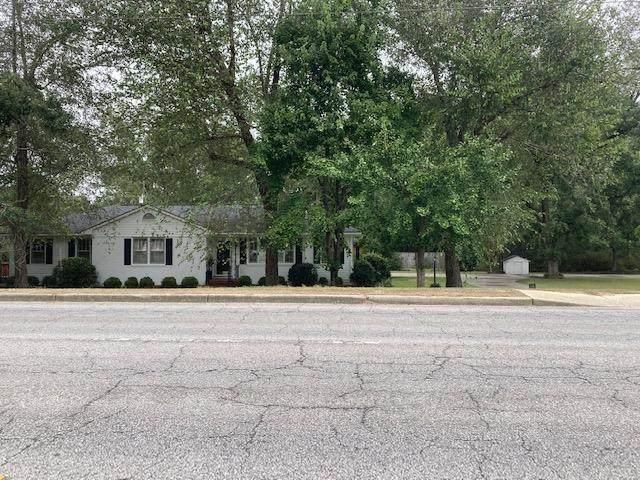 1445 Camden Highway, Sumter, SC 29153 (MLS #149307) :: The Litchfield Company