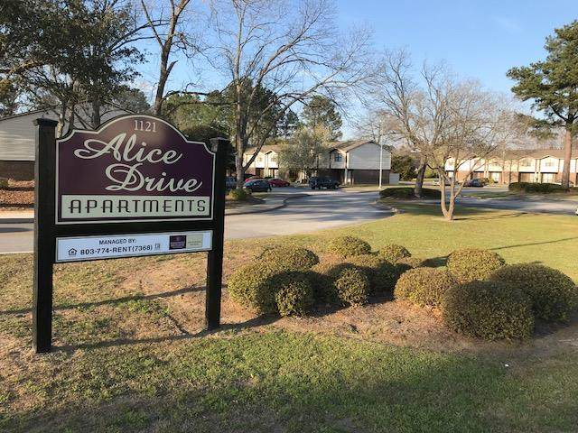 1121 Alice Dr. #7, Sumter, SC 29150 (MLS #149374) :: The Litchfield Company