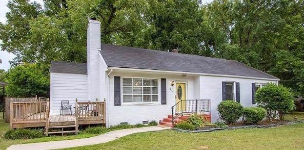 514 Adams Ave, Sumter, SC 29150 (MLS #141359) :: Gaymon Gibson Group