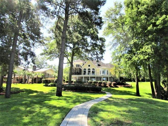 320 Broad River Dr, Santee, SC 29142 (MLS #144541) :: The Litchfield Company