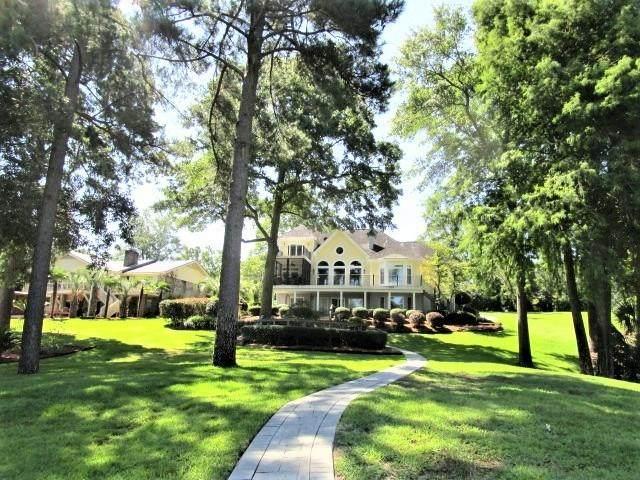 320 Broad River Dr, Santee, SC 29142 (MLS #144541) :: Gaymon Realty Group