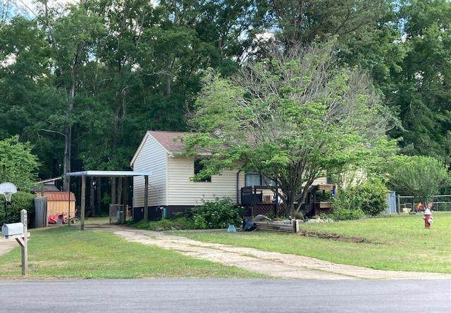 26 Glade Drive, Wedgefield, SC 29168 (MLS #147460) :: The Latimore Group