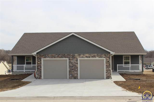 203 W First St, Holton, KS 66436 (MLS #210461) :: Stone & Story Real Estate Group