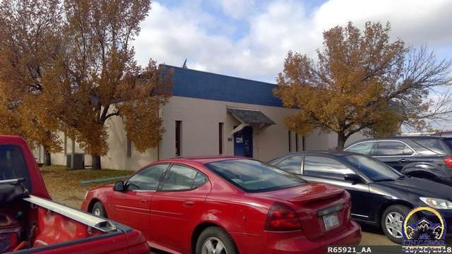 1403 SW 41st St, Topeka, KS 66609 (MLS #215475) :: Stone & Story Real Estate Group