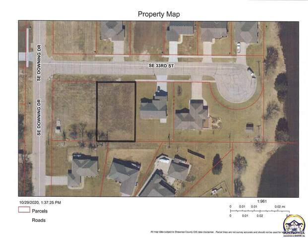Lot 3 Blk D SE 33rd St, Topeka, KS 66605 (MLS #215759) :: Stone & Story Real Estate Group
