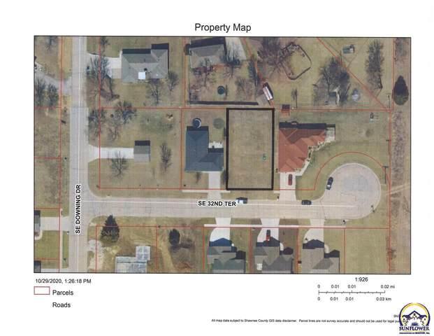 Lot 2 Blk B SE 32nd Ter, Topeka, KS 66605 (MLS #215760) :: Stone & Story Real Estate Group