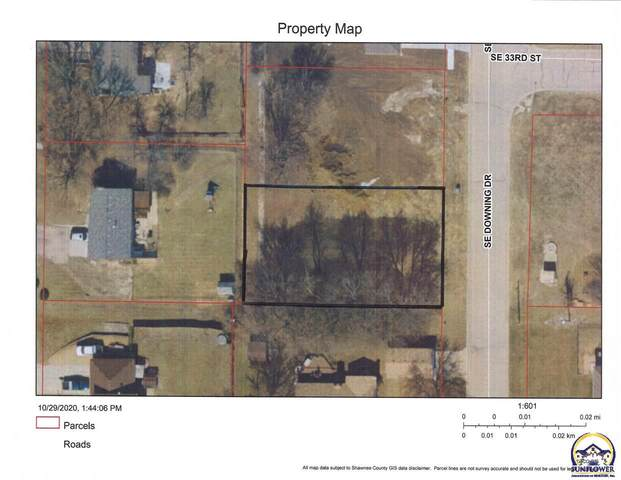 Lot 8 Blk A SE Downing Dr, Topeka, KS 66605 (MLS #215761) :: Stone & Story Real Estate Group