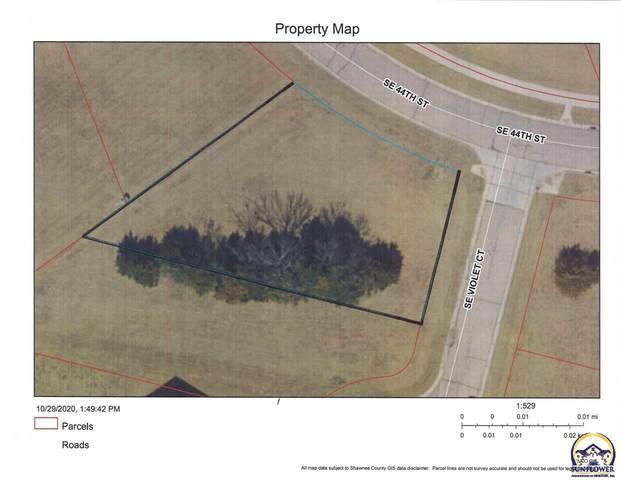 Lot 32 Blk E SE Violet Ct, Topeka, KS 66609 (MLS #215762) :: Stone & Story Real Estate Group