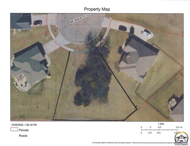Lot 36 Blk E SE Violet Ct, Topeka, KS 66609 (MLS #215764) :: Stone & Story Real Estate Group