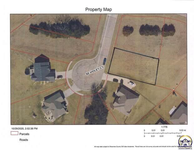 Lot 38 Blk E SE Violet Ct, Topeka, KS 66609 (MLS #215765) :: Stone & Story Real Estate Group